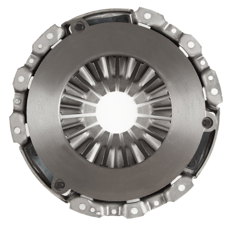 YD25s clutch cover engine side